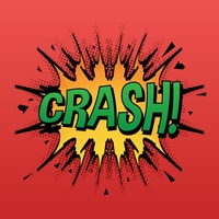Popular : Comic effect crash