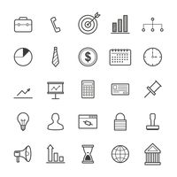 Popular : Compilation of business icons