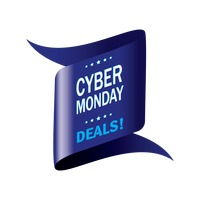 Popular : Cyber monday sale design