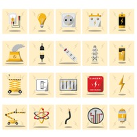 Popular : Electric icons