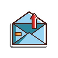 Email and message outbox