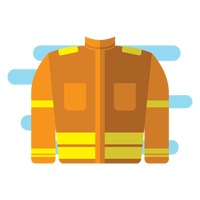 Firefighter jacket