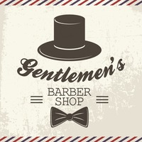 Gentlemen s barbershop