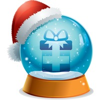 Popular : Gift box button