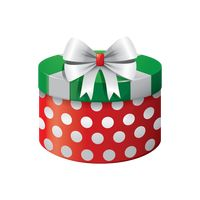 Popular : Gift box with ribbon