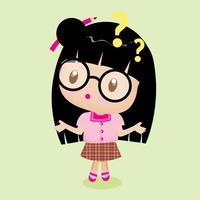 Character Characters Cartoon Girl Girls Human People Person Bulb
