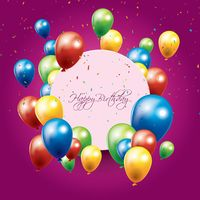 Popular : Happy birthday design