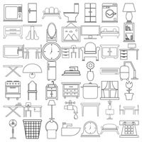 Popular : Household item collection