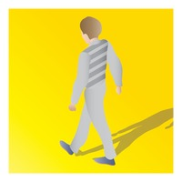 Popular : Isometric of a man