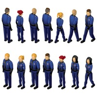 Popular : Isometric people