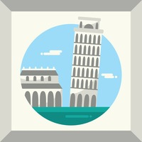 Popular : Leaning tower of pisa