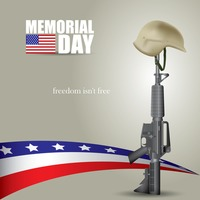 Popular : Memorial day background