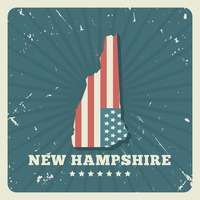 Popular : New hampshire map