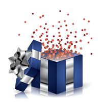 open present clipart. opened gift box open present clipart