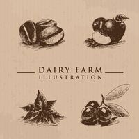 Organic farm products