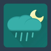 Popular : Raining cloud with moon