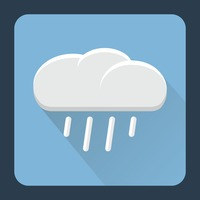 Popular : Raining cloud