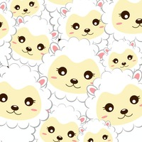 Sheep background