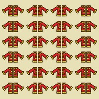 Spain matador jacket pattern background