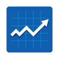 Stock market icon Vector Image - 1947464 | StockUnlimited