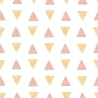 Popular : Triangle pattern background