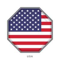 Popular : United states of america flag