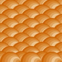 Wave patterned background