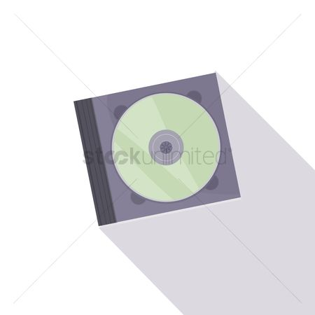 Technology : A cd in a case