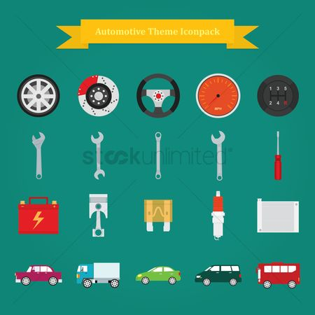 Meter : A collection of automobile items