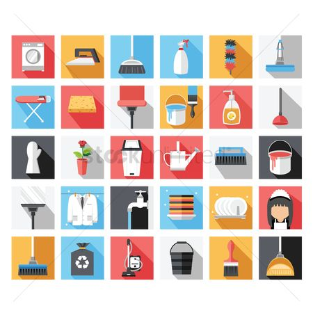 Clean : A collection of cleaning items