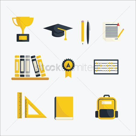 Champions : A collection of school items