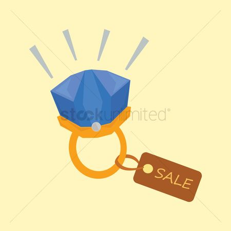 Engagements : A ring on sale