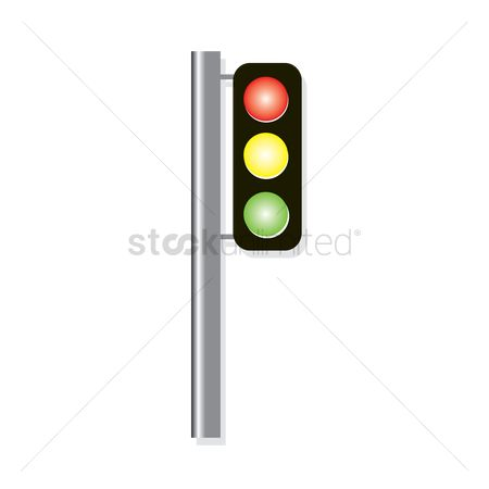Background : A traffic light