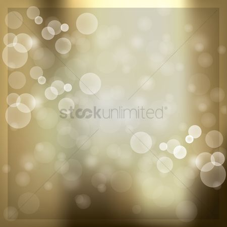 Gradients : Abstract bokeh background