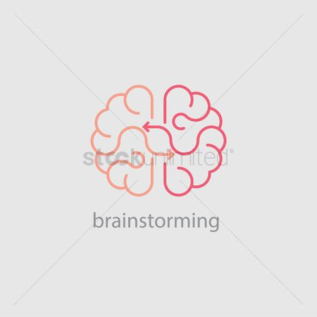 Ideas : Abstract brain design