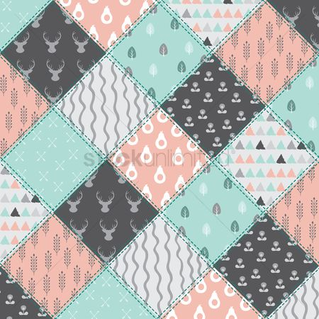 Patterns : Abstract pattern background