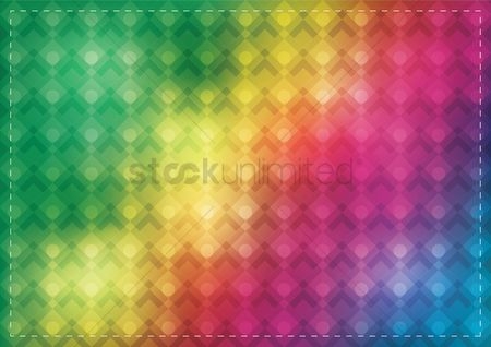 Rainbows : Abstract rainbow background