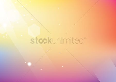 Shine : Abstract summer background