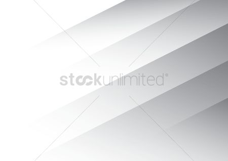 Dimensional : Abstract white background