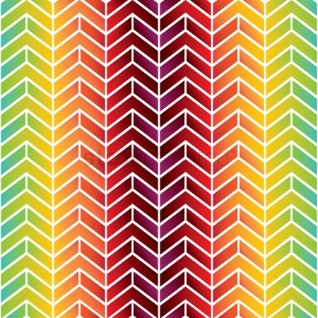 Zig zag : Abstract zig zag background
