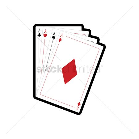 Casinos : Aces of cards