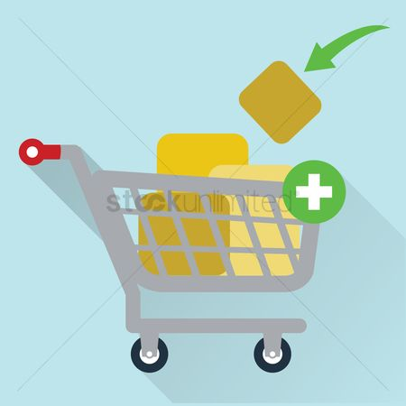 Hypermarket : Adding items to a shopping cart