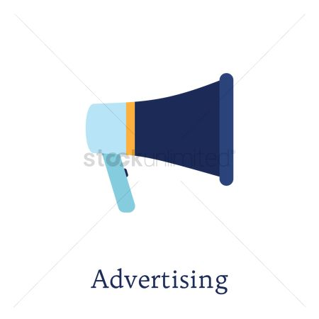 Broadcasting : Advertising concept