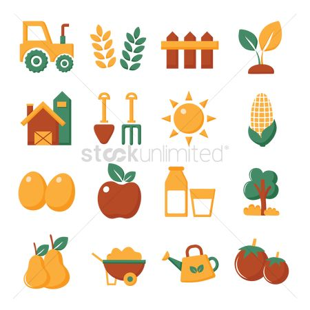 Wheats : Agriculture set