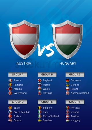 Ukraine : Austria vs hungary