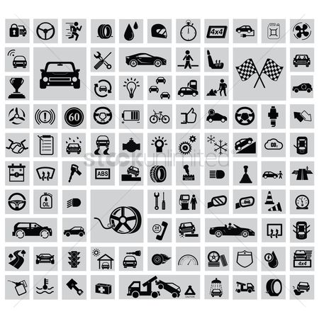 Graphic : Automobile collection
