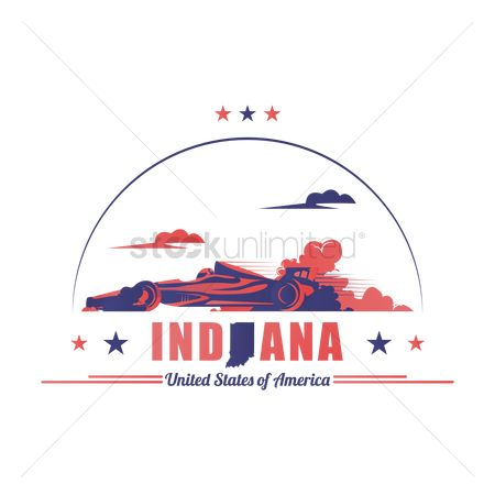 Indiana : Automobile race