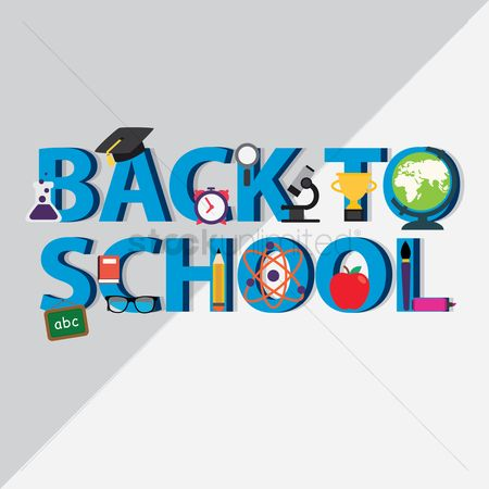 Interact : Back to school concept