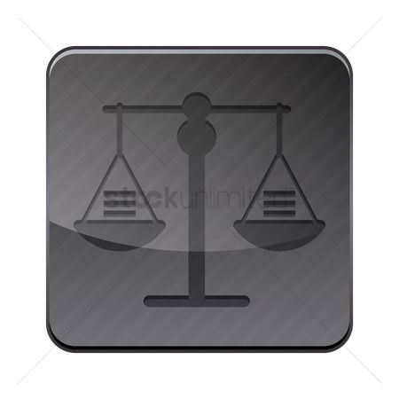 Common balance : Balance scale icon