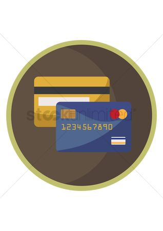 Backview : Banking cards
